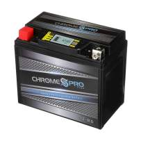 YTX12-BS iGel Battery - High Performance, Maintenance Free, Sealed Motorcycle Battery