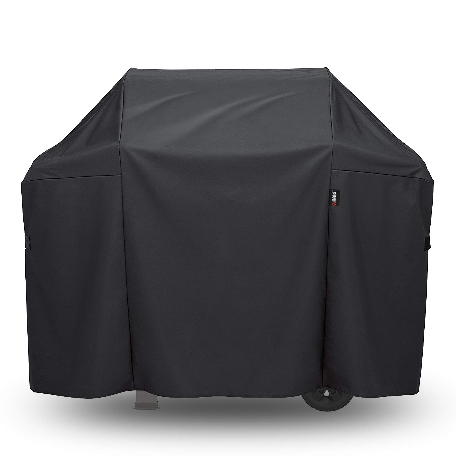 QuliMetal 7139 Grill Cover for Weber Spirit 300, Spirit II 300 & Spirit 200 Series (with Side Mounted Controls) Gas Grills, 51 Inches BBQ Grill Cover for Weber Spirit II 310/E310/330/E330 Grill