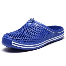 HMAIBO Garden Clogs Shoes Women's Men's Breathable Mule Sandals Water Slippers Footwear