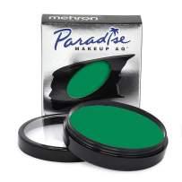 Mehron Makeup Paradise Makeup AQ Face & Body Paint (1.4 oz) (Amazon Green)