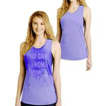 You Can Go Home Now Hidden Message Gym Gift Tank Top Funny Workout Shirt Available Plus Sizes