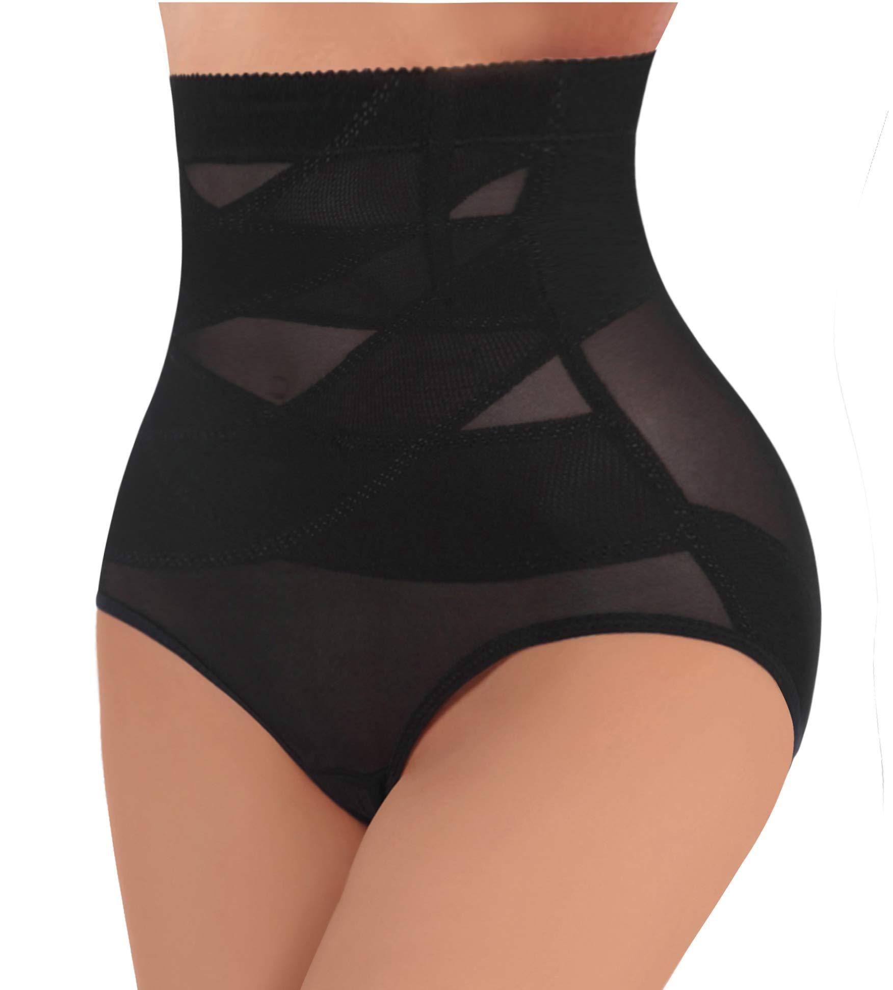 LODAY High Waist Shapewear Panties for Women Butt Lifter Tummy Trainer Seamless Underwear
