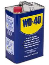 WD40 490118 Lubricant - Gallon