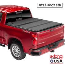Extang Encore Hard Folding Truck Bed Tonneau Cover  | 62455 | Fits 2014-18, 2019 Legacy Chevy/GMC Silverado/Sierra 1500, 2500/3500HD - 2015-18, 2019 Silverado 1500 Legacy/Limited 8' Bed