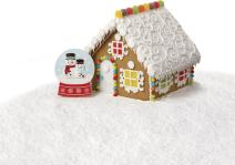 Wilton Giant Snow Globe Icing Decorations, 13-Count