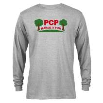 Parks and Recreation PCP Makes it Fun Long Sleeve T-Shirt