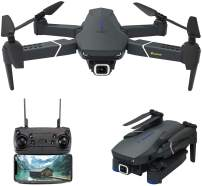 EACHINE E520 Drone with 4K Camera Live Video,WiFi FPV Drone for Adults with 4K HD 120° Wide Angle Camera 1200Mah Long Flight time Auto Hover Foldable RC Drone Quadcopter