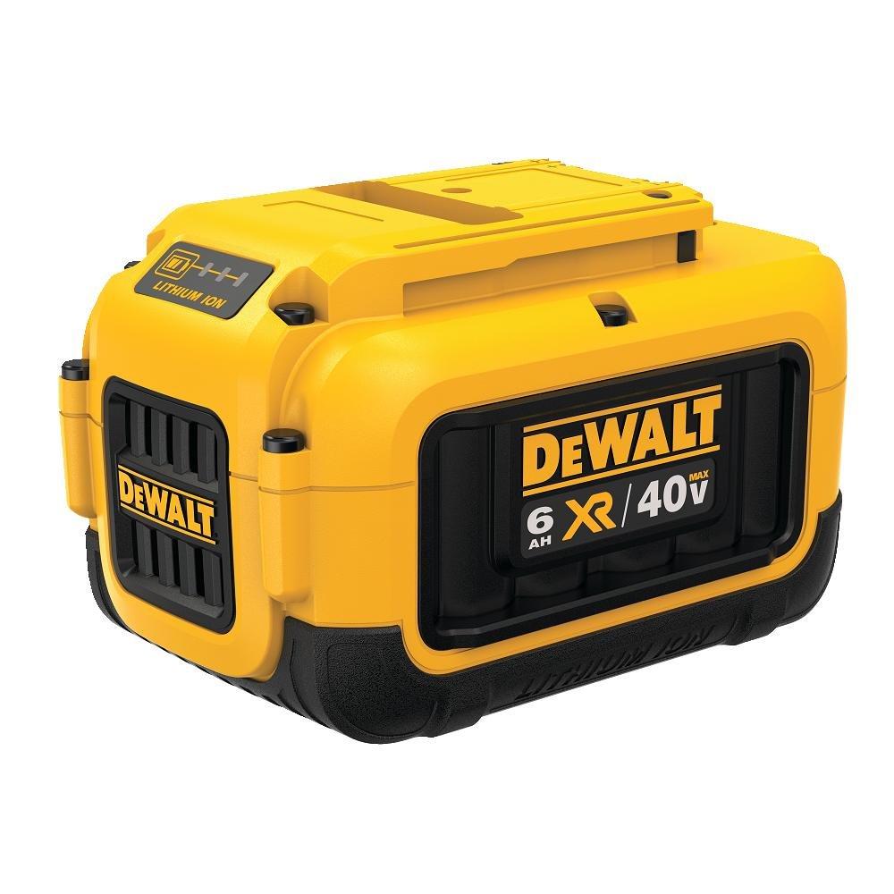 DEWALT 40V MAX Lithium Battery, 6-Ah (DCB406)