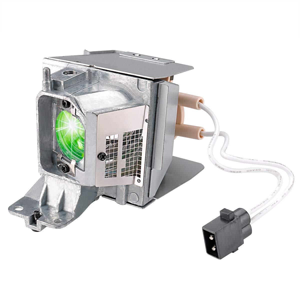 LBTbate BL-FU195C/SP.72J02GC01/BL-FU195A Replacement Projector Lamp for Optoma HD142X HD27 S341 X341 W341 EH331 DH1009i HD137X HD140X HD240Wi HD26Bi HD270 HD422X Projector Bulb with Housing