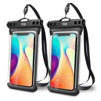 """YOSH Waterproof Phone Pouch Waterproof Phone Case Cell Phone Dry Bag Underwater Phone Pouch Compatible with iPhone 11 11Pro MAX Max XR Xs X 8 Galaxy S20 S10 S9 S8 Plus Note 9 Pixel 4 3 2 up to 6.9"""""""
