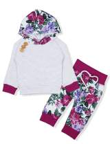 Toddler Girl Clothes Infant Baby Girl Clothes Hoodie Tops Newborn Baby Girl Outfits