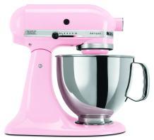 KitchenAid RRK150PK  5 Qt. Artisan Series - Pink (Renewed)