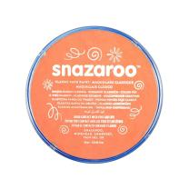 Snazaroo Classic Face and Body Paint, 18ml, Apricot, 6 Fl Oz