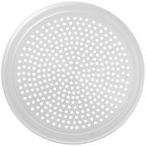 "HUBERT Pizza Screen Perforated Aluminum - 18""Dia"