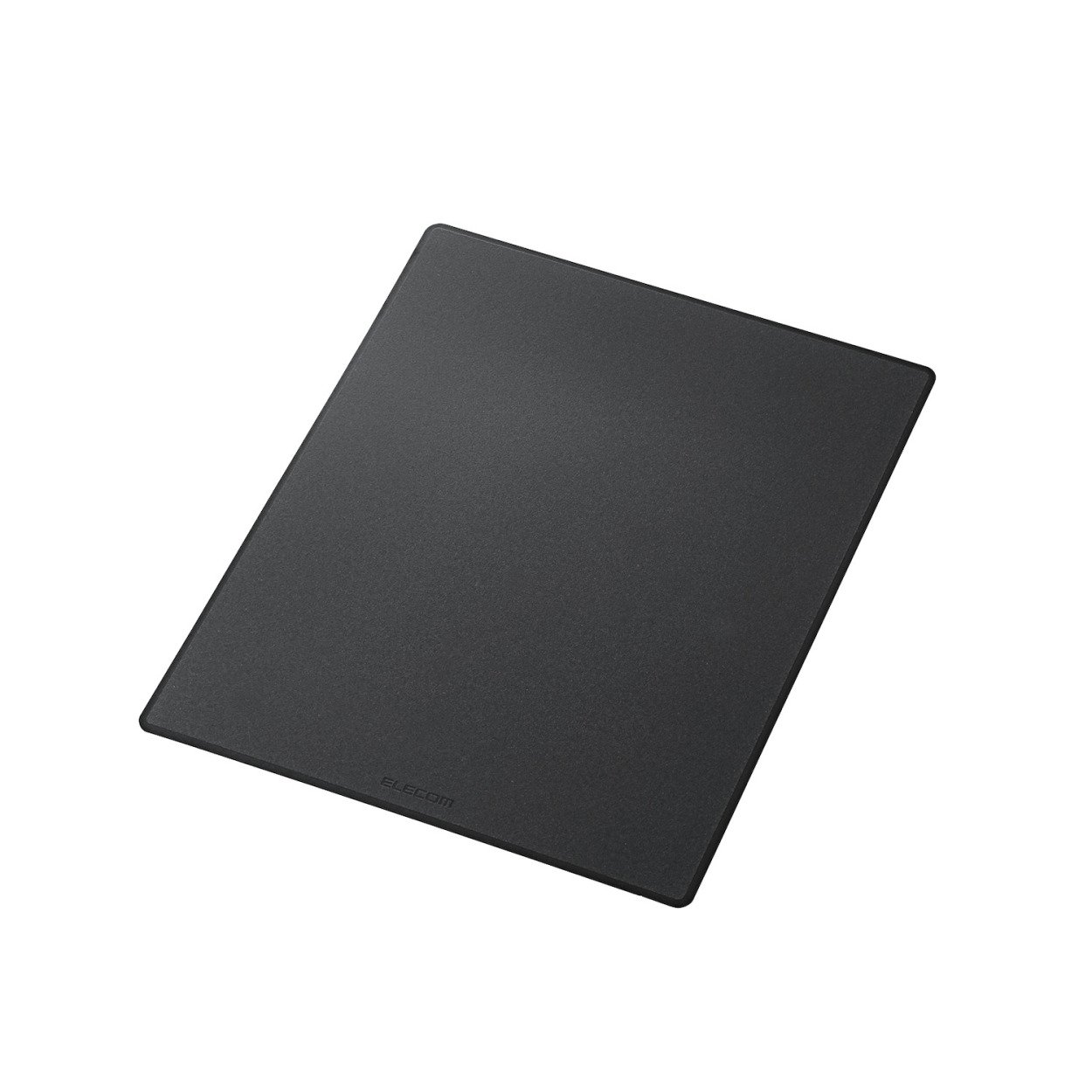 ELECOM Large Size Mouse Pad/Compatible with All Mouse Type/Precise Control/Anti-Skid Black MP-BGBK