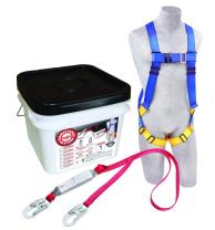 3M DBI-SALA PROTECTA PRO Compliance-In-A-Can Light Roofer's Fall Protection Kit