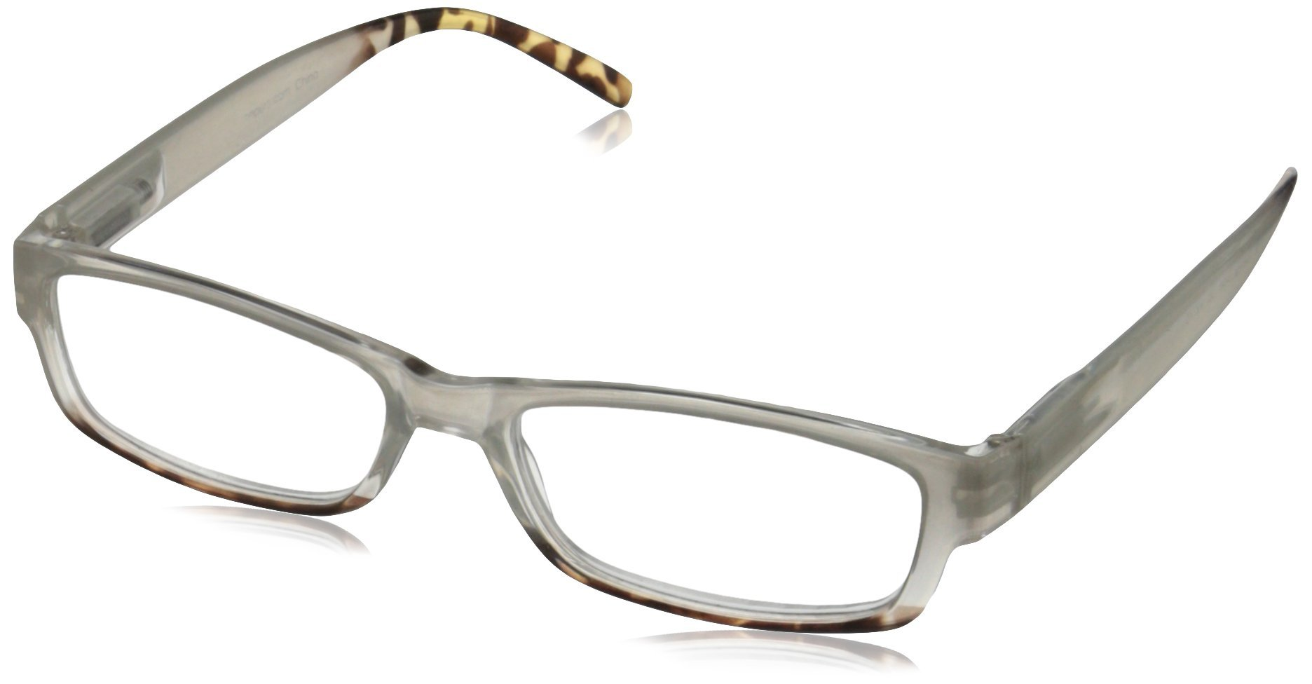 Peepers by PeeperSpecs womens Sunny Side Up Rectangular Reading Glasses