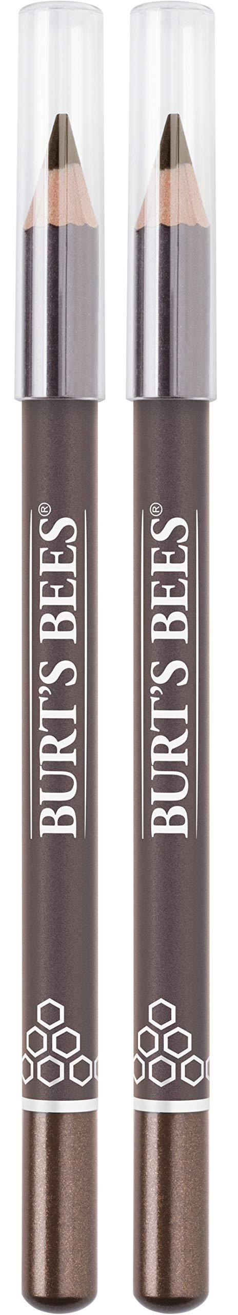 Burt's Bees Nourishing Eyeliner, Warm Brown - 0.04 Ounce (Pack of 2)