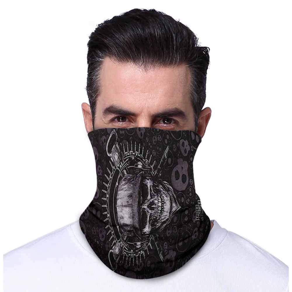 Sun-UV Protection Bandana Breathable Balaclava - Cover Scarf Dust Wind Headwear for Fishing Hiking Cycling