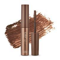 ETUDE HOUSE Color My Brows 4.5g #1 Rich Brown - Eyebrow Mascara, Natural Eyebrow Makeup