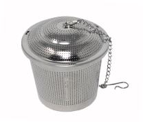 Stainless Steel Tea Infuser, Tea Strainer. 2.75-Inch Diameter - by Home-X