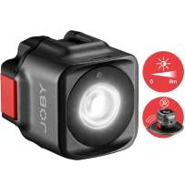 JOBY Beamo LED Light for Smartphone and Mirrorless Camera - Compact, Wireless Charging, Bluetooth, Waterproof, for Vlogging, Photo and Video Content Creation