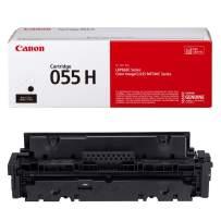 Canon Genuine Toner, Cartridge 055 Black, High Capacity (3020C001) 1 Pack, for Canon Color imageCLASS MF741Cdw, MF743Cdw, MF745Cdw, MF746Cdw, LBP664Cdw Laser Printers