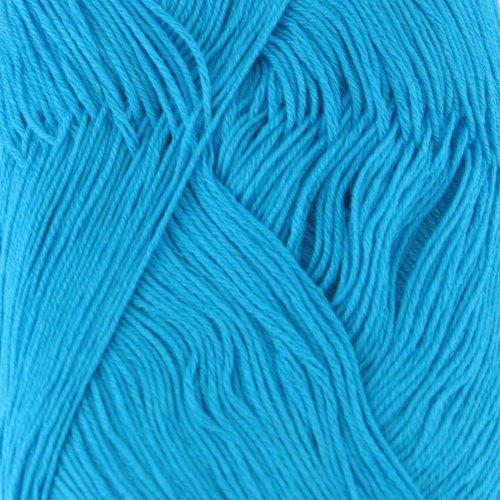 BambooMN Weight Rayon from Bamboo Fiber Yarn - Azure Blue - 4 Skeins - 50g/Skein Brand