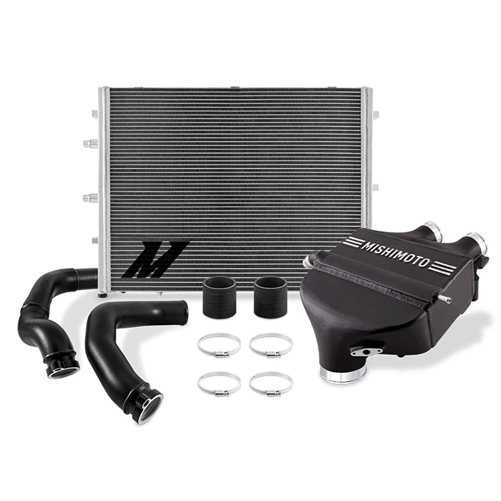 Mishimoto MMB-F80-PP Performance Intercooler Power Pack fits BMW F8X M3, M4, and M2, 2015-2020