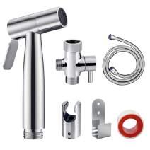 Bidet Toilet Sprayer BMK Bathroom Cloth Washer Shower Sprayer Handheld Stainless Steel Shattaf Toilet Attachment