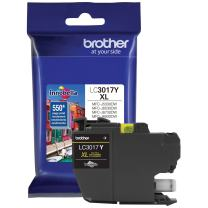 Brother LC3017Y High Yield Yellow Ink Cartridge