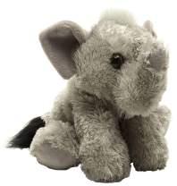 Wild Republic Elephant Plush, Stuffed Animal, Plush Toy, Gifts for Kids, Hug'EMS 7 Inches