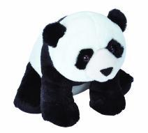 Wild Republic Panda Plush, Stuffed Animal, Plush Toy, Gifts for Kids, Cuddlekins 12 Inches