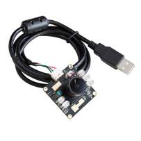 Arducam 1080P Day & Night Vision USB Camera Module for Computer, 2MP Automatic IR-Cut Switching All-Day Image USB2.0 Webcam Board with IR LEDs for Windows, Linux, Android and Mac OS