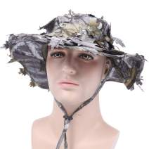 ROUTESUN Breathable Boonie Sun Hat, Summer UPF 50 Protection Bucket Hat for Hunting & Fishing