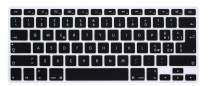 """WYGCH Italian Language Keyboard Cover for MacBook Pro 13"""" 15"""" 17"""" (with or w/Out Retina Display) Silicone Skin for iMac and Air 13"""",USA and European Version"""