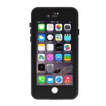 Wildtek DOT Series iPhone 7/8 Waterproof Case | Underwater Snowproof Dirtproof Shockproof with Touch ID | Fully Sealed Cover Waterproof Phone Case | 4.7 Inch Black