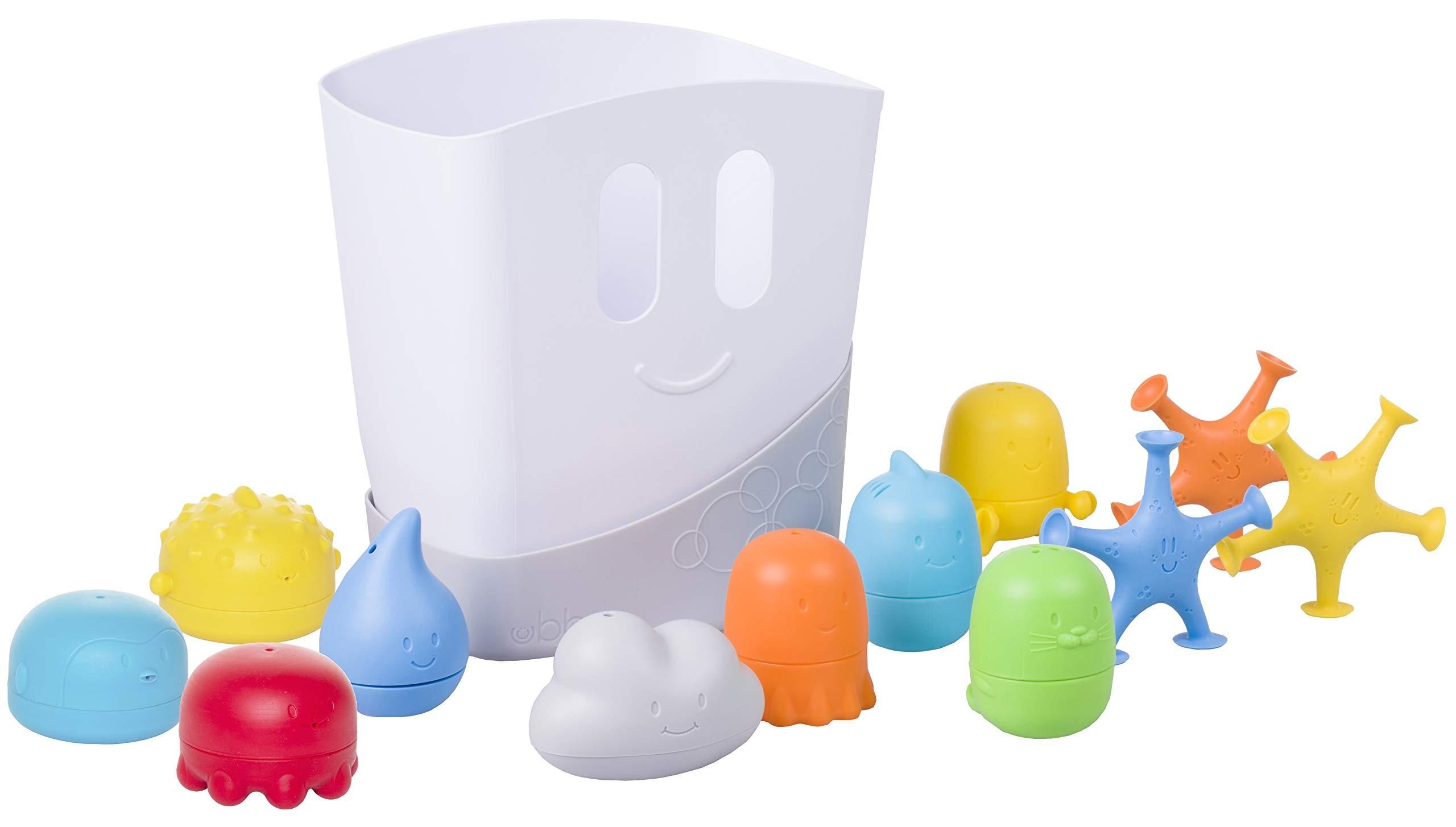 Ubbi Bath Toy Gift Set (10516-A)
