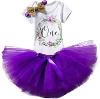 Baby Girl Dress Newborn Infant1st Birthday Tutu Princess Dress 3 Pcs Outfits Tz01