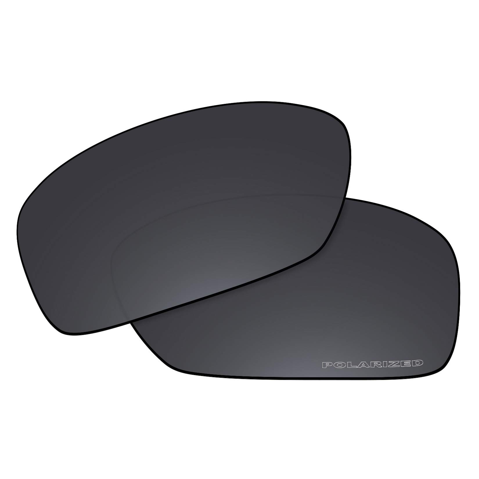 OOWLIT Replacement Lenses Compatible with Oakley Hijinx Sunglass