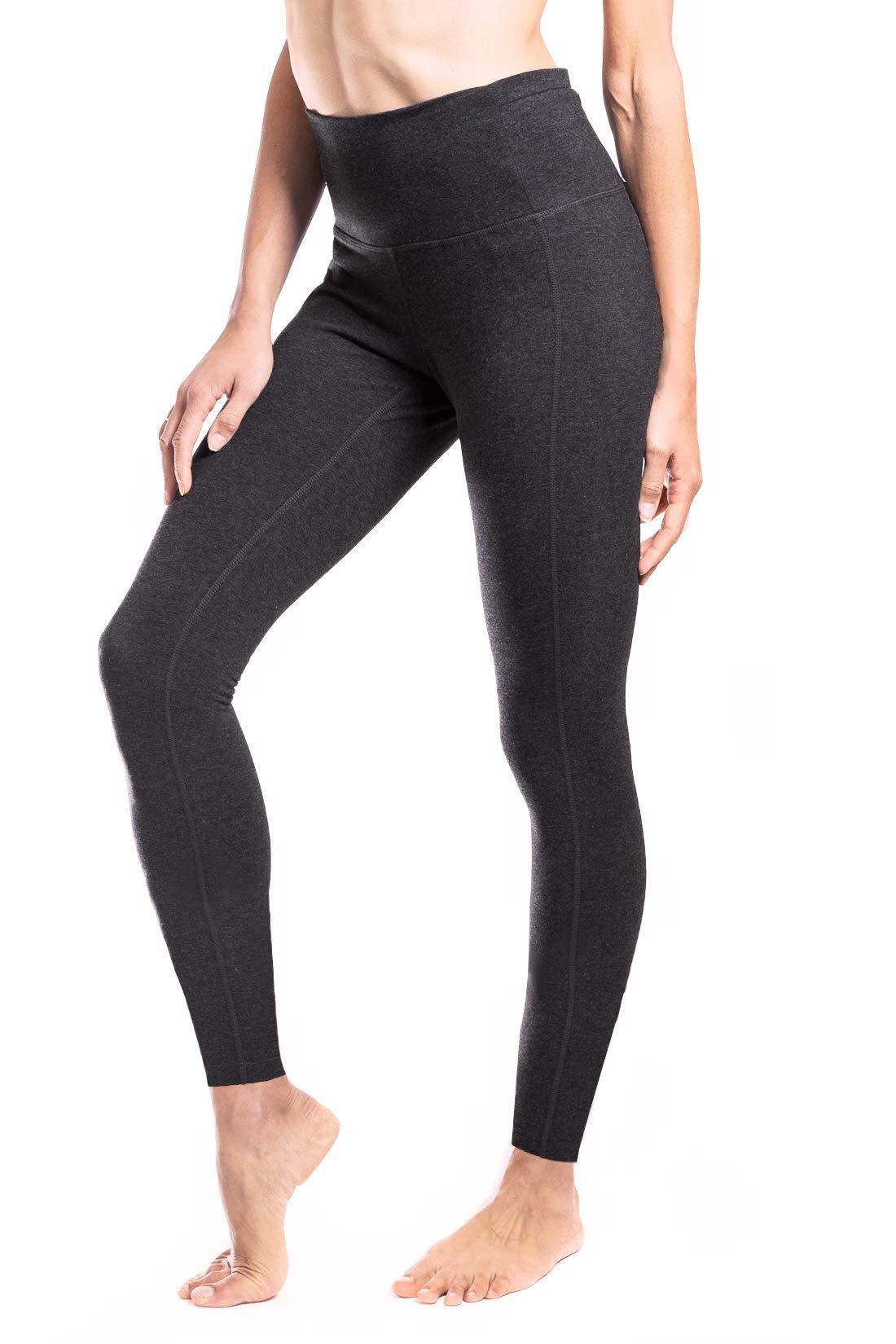 "Yogipace Regular/Tall Women's 28""/31""/34""/36"" High Waisted Extra Long Yoga Leggings Ankle Length Workout Active Pants"