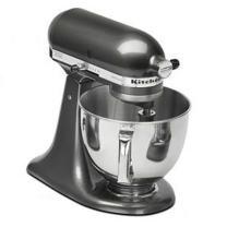 KitchenAid RRK150QG  5 Qt. Artisan Series - Liquid Graphite (Renewed)