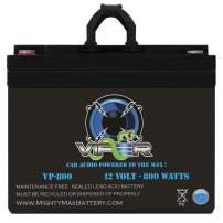 Mighty Max Battery Viper VP-800 12V 800 Watt Max Power Cell Brand Product