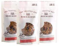 The Toasted Oat Bakehouse Gluten Free Cherry Streusel Soft Granola, 3 Count