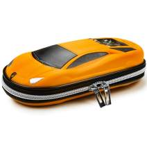 Supercar Pencil Case EVA Car Pen Pouch Stationery Box Anti-Shock for School Students Teens
