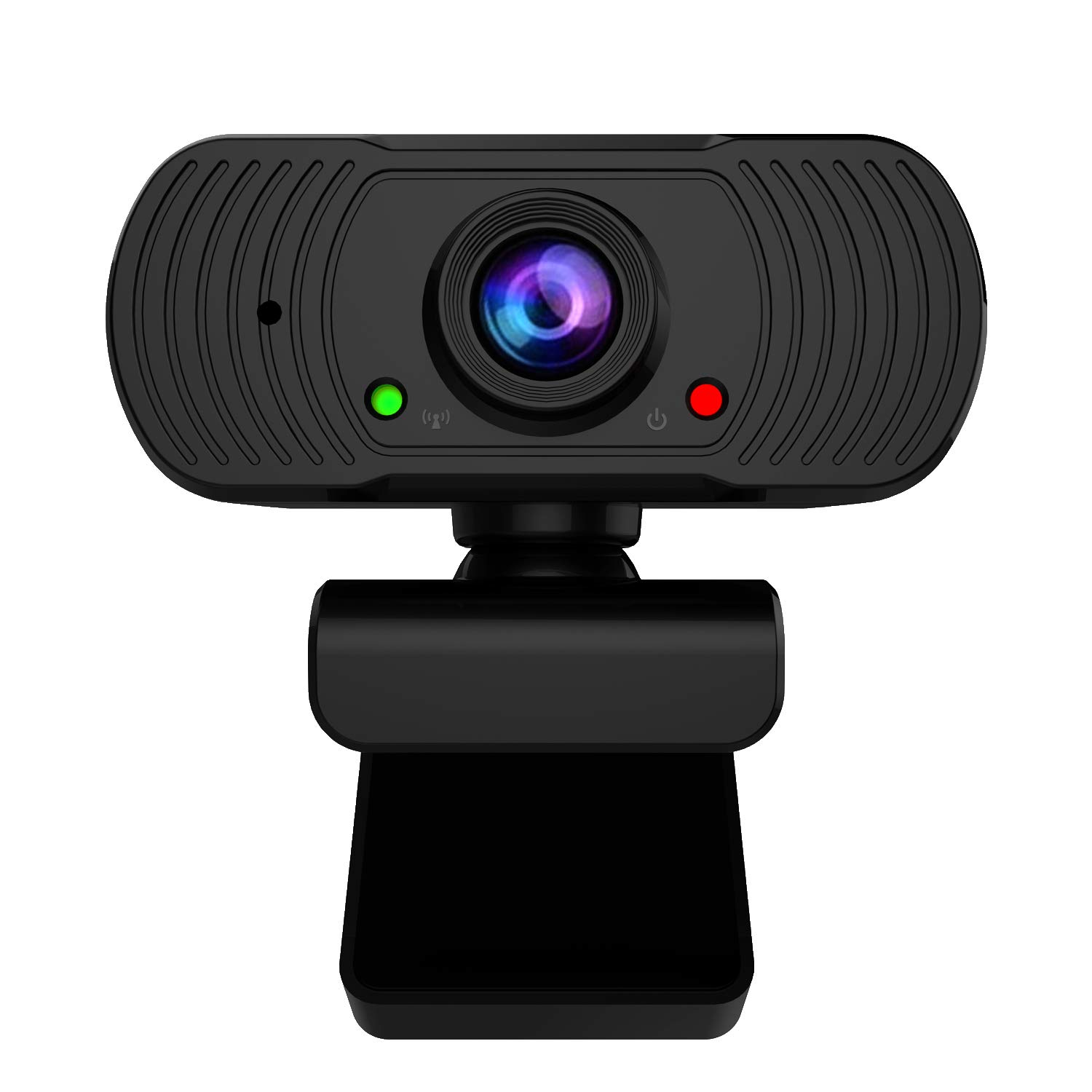 OZS 1080P Webcam with Microphone, USB Computer Camera for PC Desktop/Laptop, HD Streaming Webcam with Auto Focus for Widescreen Video Calling/Recording/Conferencing/Gaming/Online Teaching