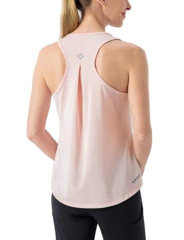 NAVISKIN Womens Workout Yoga Tank Tops Racerback Shirts Athletic Sports Gym Tops