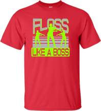 Go All Out Youth Floss Like A Boss T-Shirt