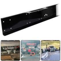 "RUGCEL Winch Mounting Plate Compatible w/ 1987-2006 Jeep Wrangler TJ LJ YJ (36"")"