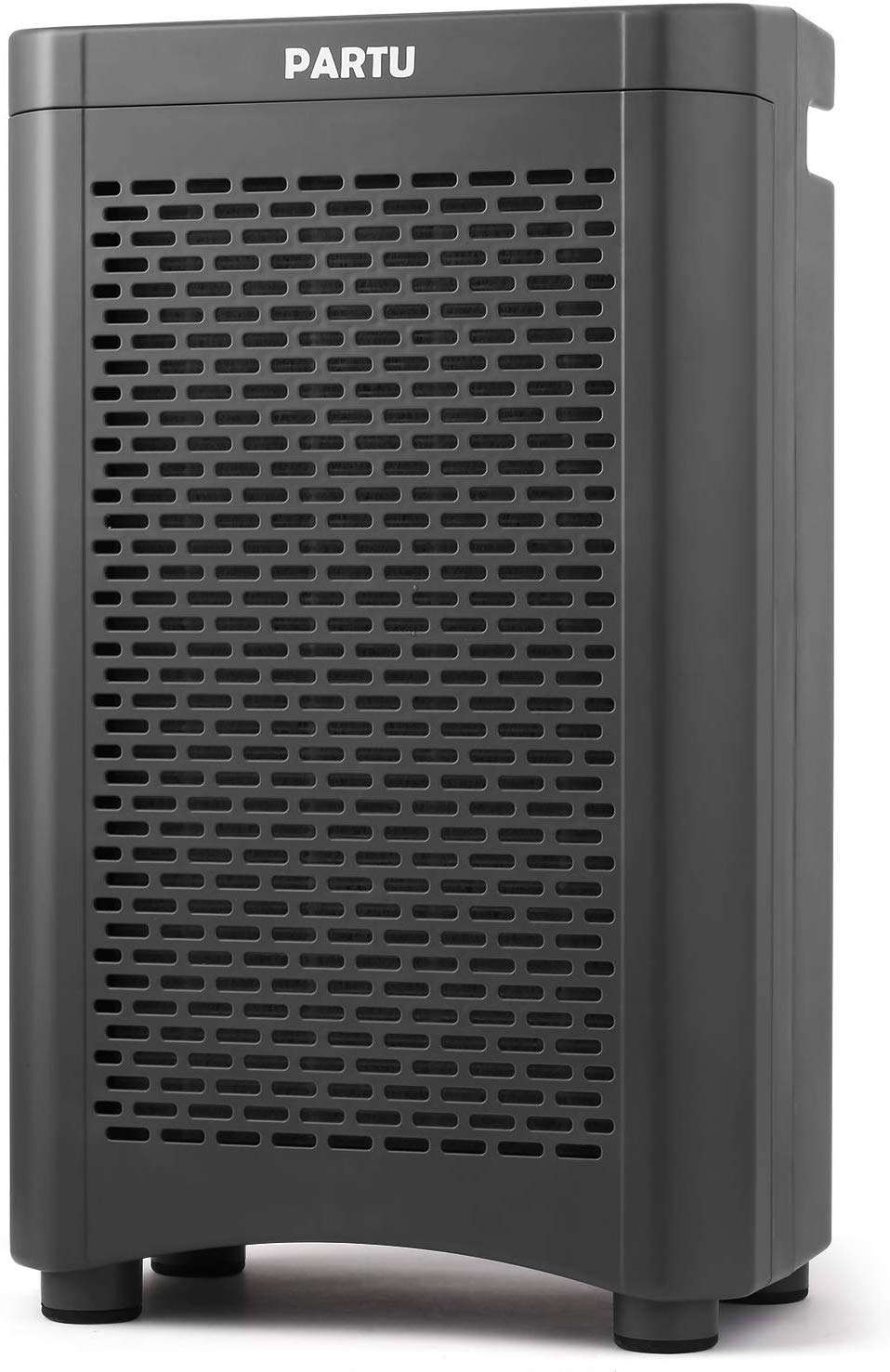 PARTU HEPA Filter Air Purifier for Home Coverage up to 300 Sq.Ft (CADR Rate 129 CFM)- Lock Set, Eliminates Smoke, Dust, Pollen, Pet Dander, (Available for California)
